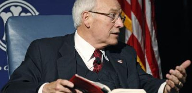 Cheney offers cautious criticism of U.S. Attorney Patrick Fitzgerald