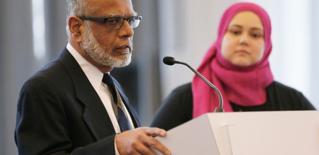 Mohammed Kaiseruddin, Chairman of the Council of Islamic Organizations of Greater Chicago, says the Council will not investigate whether community leaders may have known about prior alleged misconduct by a religious scholar.