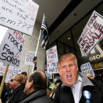 Kim Foxx protest