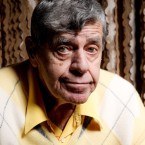 Jerry Lewis, pictured here in 2016, told Fresh Air that comics need a place where they can fail.