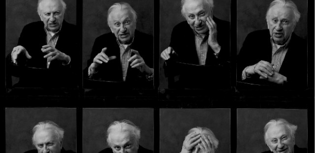 On Being : Studs Terkel — Life, Faith, and Death Image