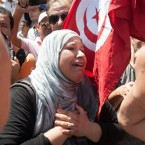 Tunisian opposition leader Mohamed Brahmi's assassination