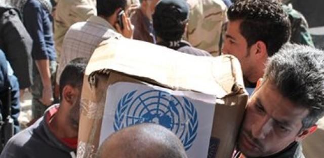 Yarmouk Camp in Syria under siege