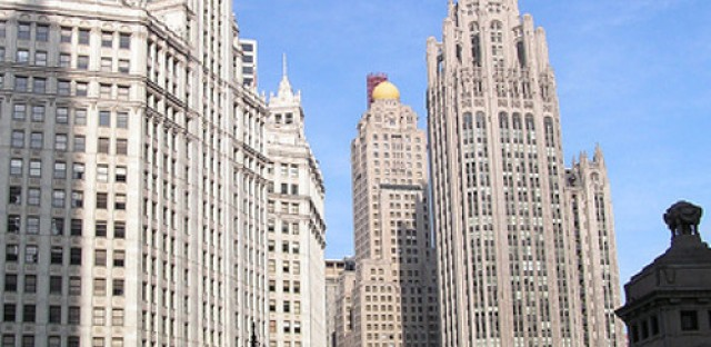 Chicago Tribune maps plan for city's future