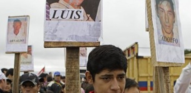 Land controversy in Paraguay stokes violence