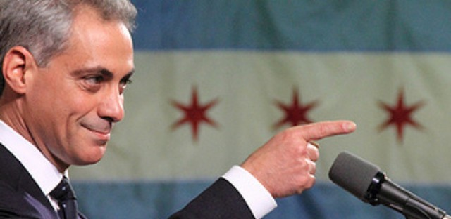 Mayor Rahm Emanuel reveals 2014 budget