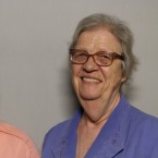 Sister Ann Rubly and Sister Marilyn Freking retired recently after decades of service at Corpus Christi Catholic Church in Bronzeville.