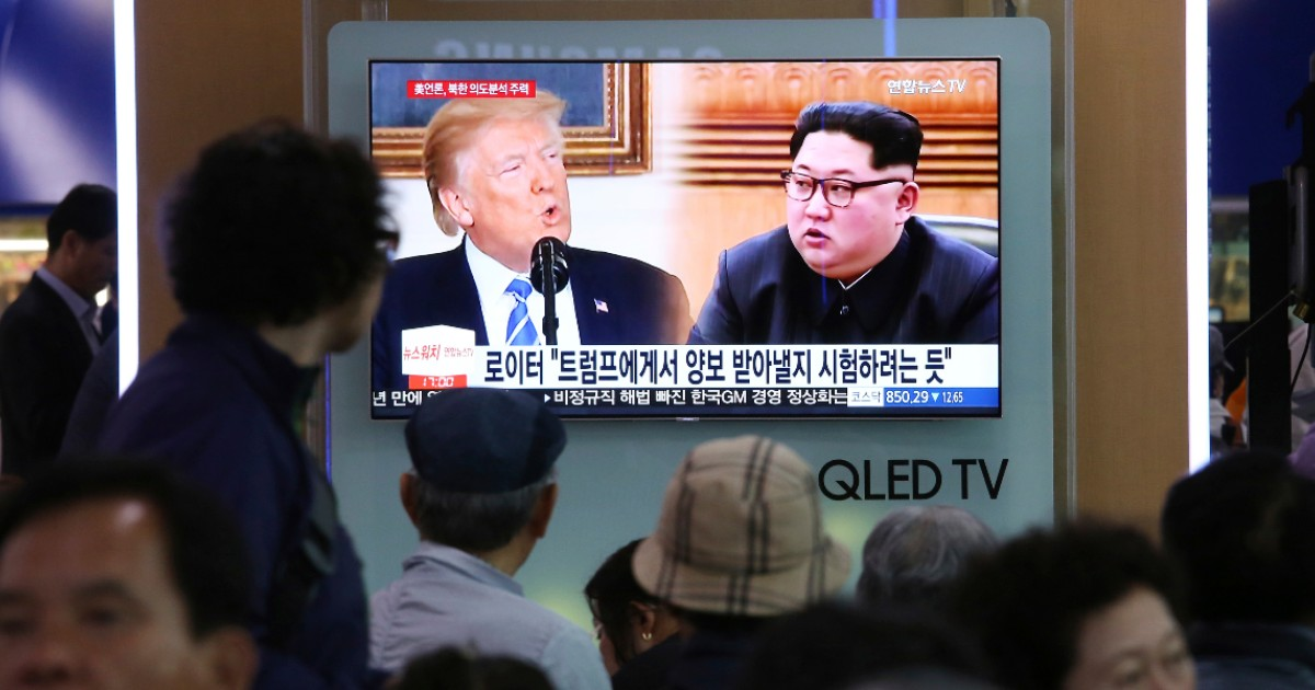 North Korea Scraps Talks With South, Where Does That Leave ...
