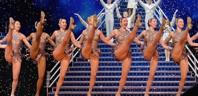 Daily Rehearsal: The Rockettes are coming