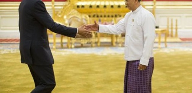 Obama's trip to Burma, New film 'Rosewater,' and Iranian-American's trip to Iran