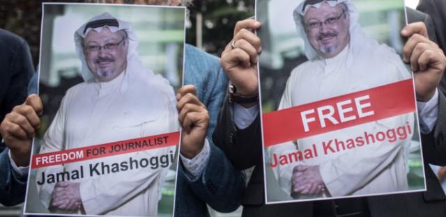 1A : What Happened to Jamal Khashoggi? Image