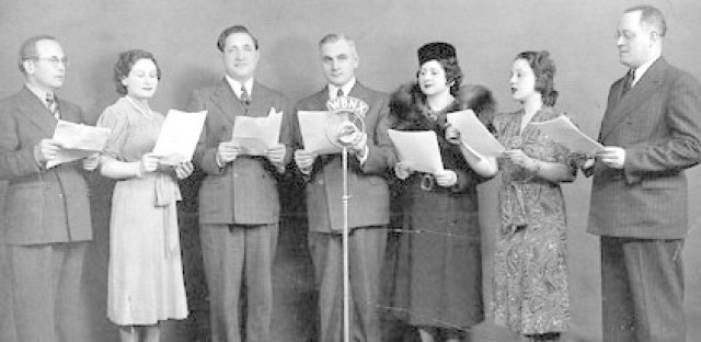 StoryCorps : StoryCorps 489: Yiddish Radio Project, Part 1 Image