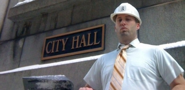 New video: Alderman Ed Bus shovels out Chicago