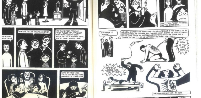 "Chicago Public Schools denies it banned the book ""Persepolis"""