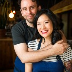 Chefs Beverly Kim and Johnny Clark of Parachute are opening their second restaurant in the Avondale neighborhood. Wherewithall will open in summer 2019.