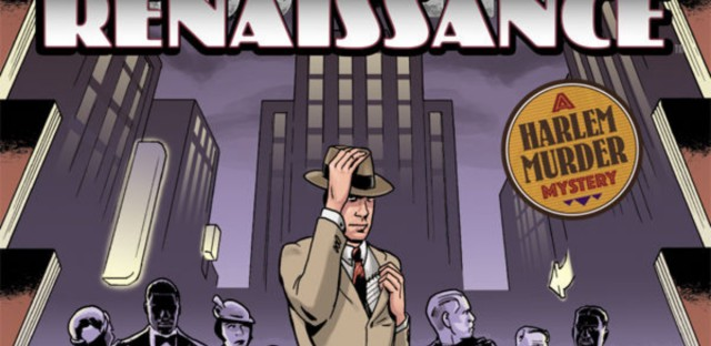 Cover of Incognegro: Renaissance Issue No. 1