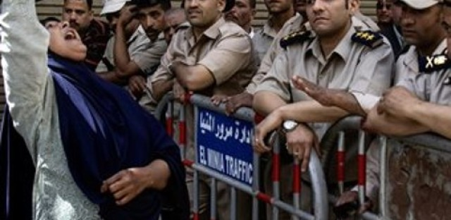 Egyptian government continues mass trials