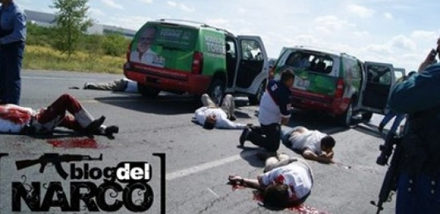 Worldview Update: Blog del Narco