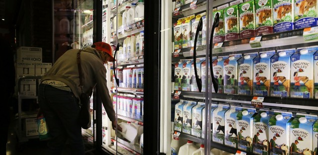 Planet Money : #555: Why Is The Milk In The Back Of The Store? Image