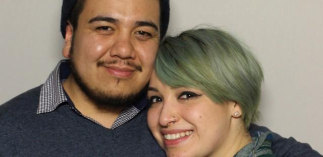 Juan Ibarra Flores and Barbara Ortega