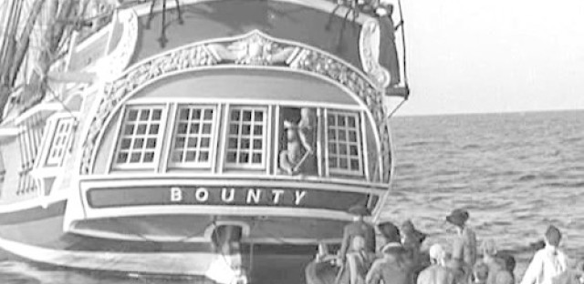 World History Minute: British 'Mutiny on the Bounty' (April 28, 1789)