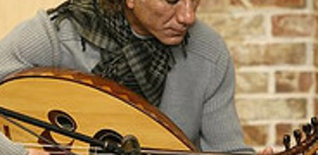 Rahim Alhaj plays Iraqi music
