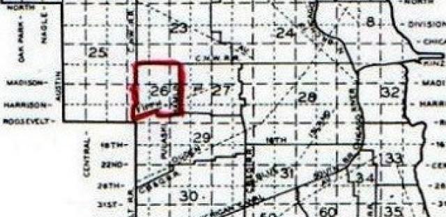 Garfield Park Chicago Map.West Garfield Park Past And Present Wbez