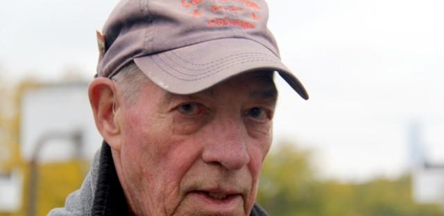 David Keller, the managing director of the Camp Douglas Restoration Foundation.