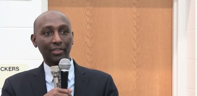 Mohamud Noor runs the Confederation of Somali Community, one of the six groups in Minnesota that will share the $300,000 in grants to fight terrorism recruiting.