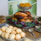 On Point with Tom Ashbrook : What's On The Menu For Thanksgiving Dinner? Getting Ready For Your Feast Image