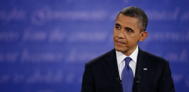 Obama lost out in Wednesday night's presidential debate.
