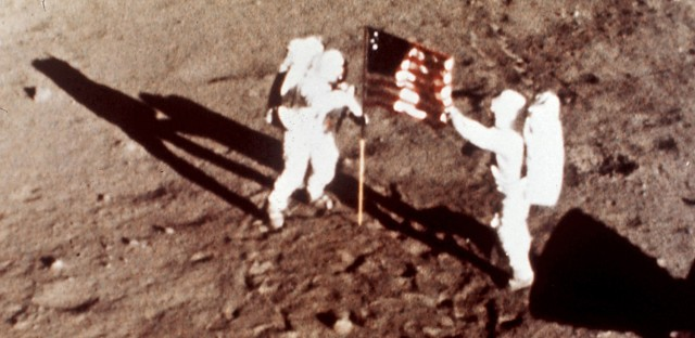 On Point with Tom Ashbrook : Author James Hansen On 'First Man' Neil Armstrong, As Apollo 11 Hits The Big Screen Image