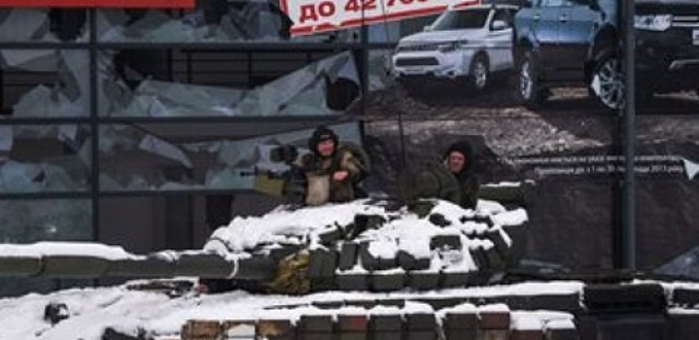 Ukrainian cease- fire violated, again