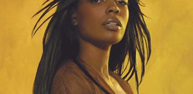 Syleena Johnson, daughter and Diva of R&B