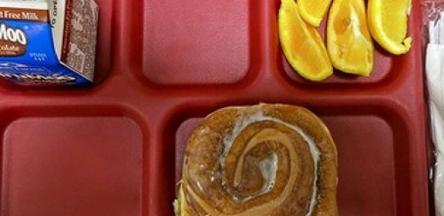 U-46 district at odds over free breakfast