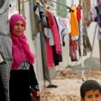 JORDAN SYRIAN REFUGEES
