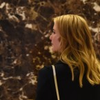 Ivanka Trump, daughter and part of the executive committee of U.S. President-elect Donald Trump's transition team, arrives at New York City's Trump Tower for meetings last month.