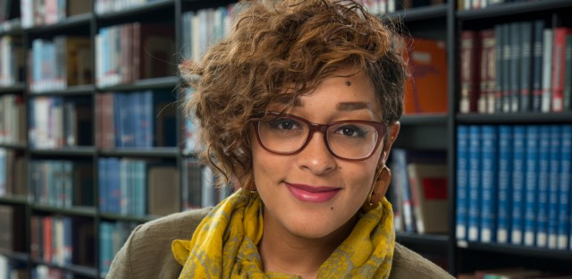 Eve Ewing is an author, poet, and a provost's postdoctoral scholar at the University of Chicago.