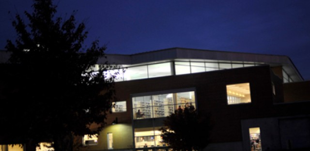 Naperville's 95th Street Library