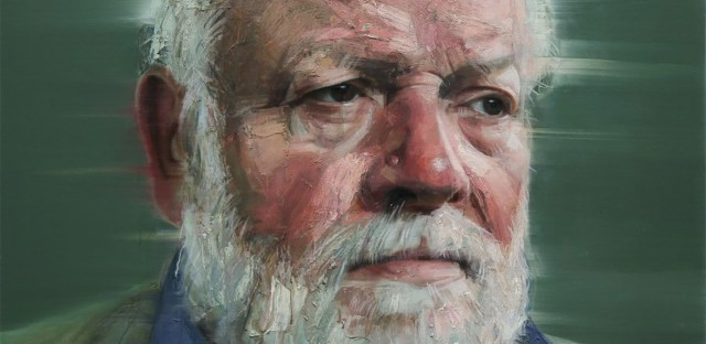 On Being : Michael Longley — The Vitality of Ordinary Things Image