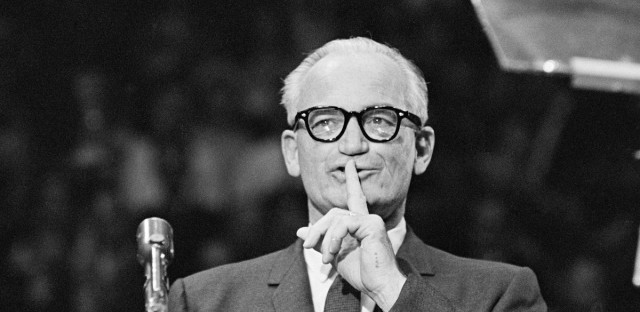 A poll of psychiatrists about the mental fitness of Barry Goldwater, Republican nominee for president in 1964, led to the creation of a rule that discourages doctors from public diagnoses.