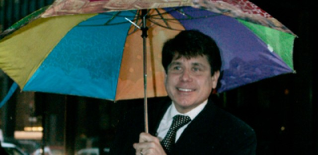 Best Game in Town: Is Blagojevich winning over the jury?