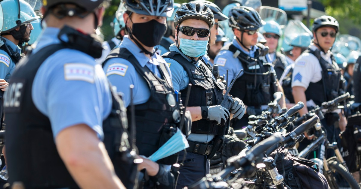 CPD Rejects 150 Out Of 155 Recommended Changes to Use Of Force Policy