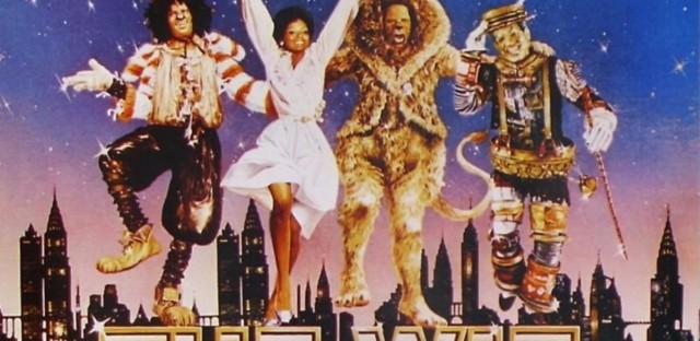 'The Wiz' poster art