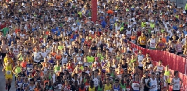 Chicago fast becoming a city of runners