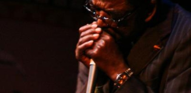 American blues and and soul singer Syl Johnson