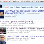 Social media brings new angles to Boston bombing story