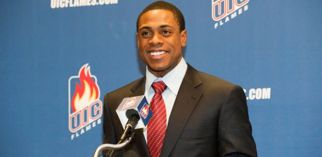 Yankee star and Chicago native Curtis Granderson gives back to his college-UIC