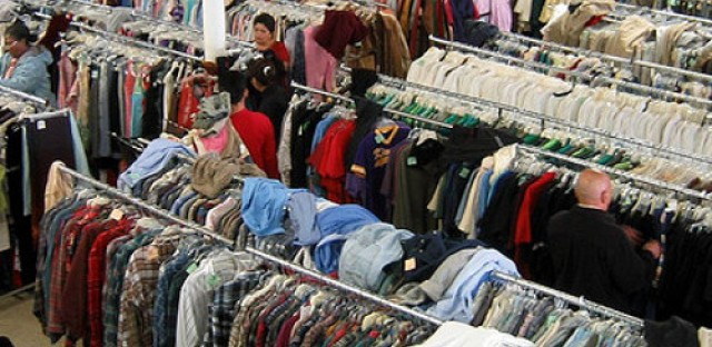 Religious thrifting goes upscale