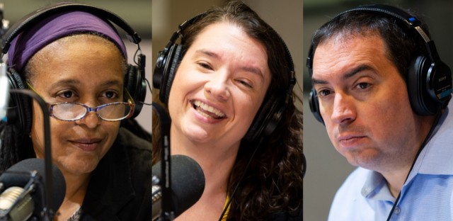 NPR's Cheryl Corley, Heather Cherone of The Daily Line and WBEZ's Dan Mihalopoulos join this week's Friday News Roundup.